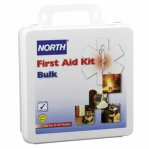 HONEYWELL NORTH First Aid Kit, Bulk 50 Person