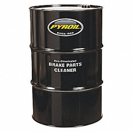 PYROIL Parts Cleaner, 55 Gallon Drum