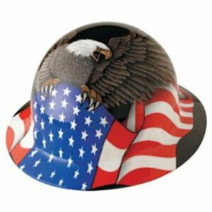 HONEYWELL Fibre-Metal® SuperEight® Hard Hats, Murica