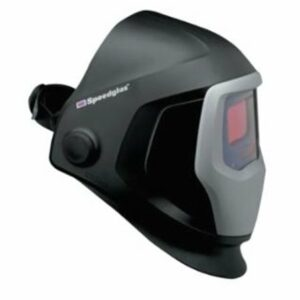 3M Speedglas 9100 Series 8-13, Black/Silver with Side Windows