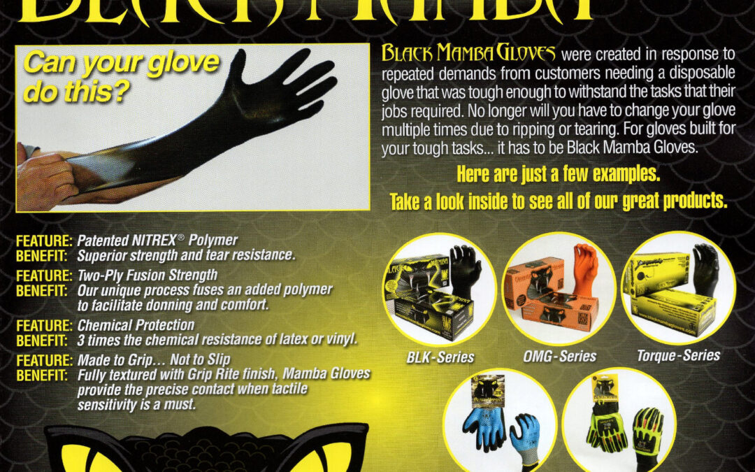 7 Reasons Why You Should Buy Nitrile Gloves