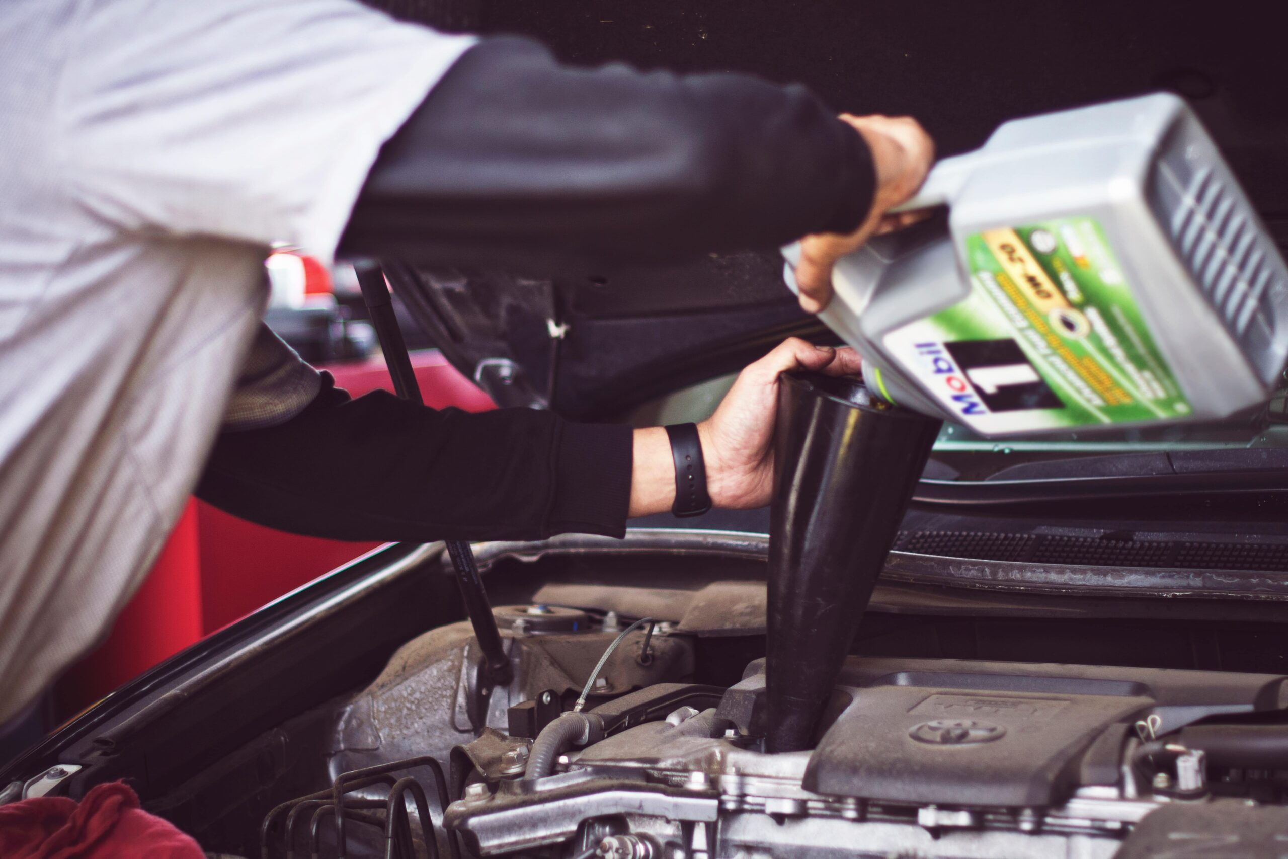 New Years Car Resolutions and Auto Care Solutions
