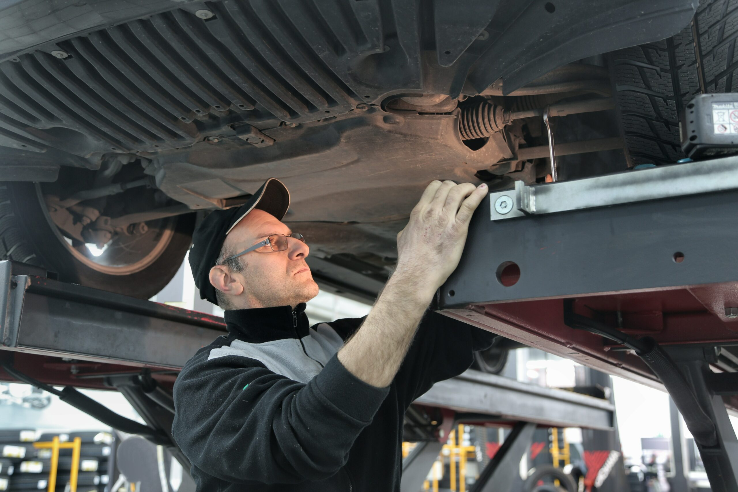 Auto Shop Safety Guide